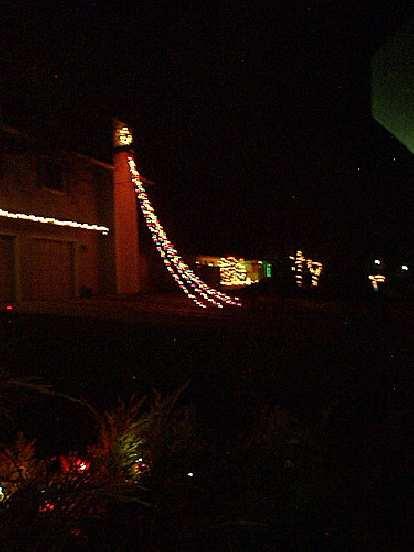 More lights.