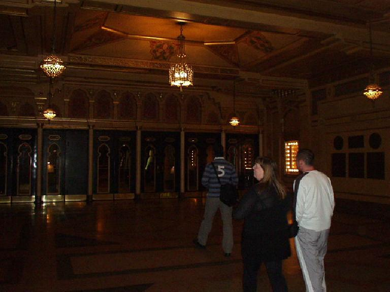 "We also stopped by the Fox theatre where ""Gone With the Wind"" premiered in 1939.  Did you know that (a) the movie is still the highest-grossest movie of all time and that (b) it's the best-selling book of all time after The Bible?"