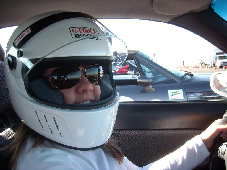 Speed Racer Kelly.
