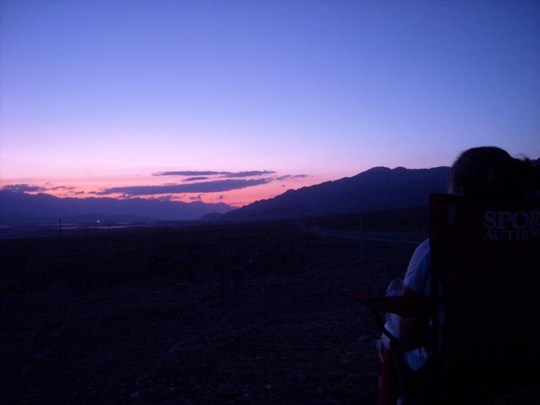 Sunset. (July 14, 2011)