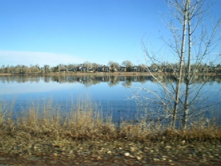 Richard's Lake. Photo: Bandy Nuon.