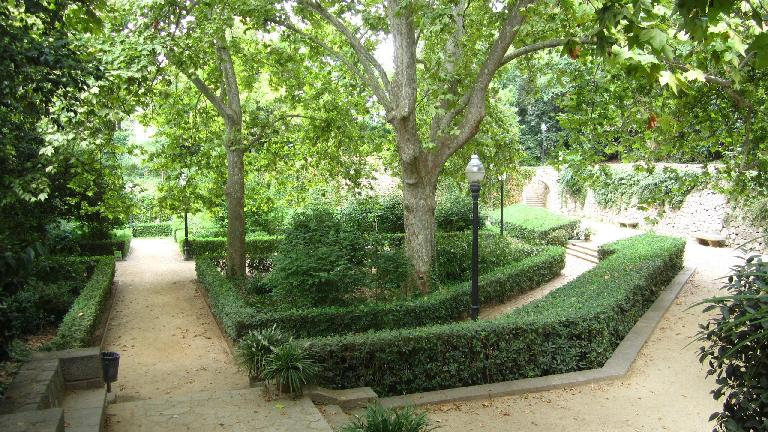 More gardens in the Olympic Area.