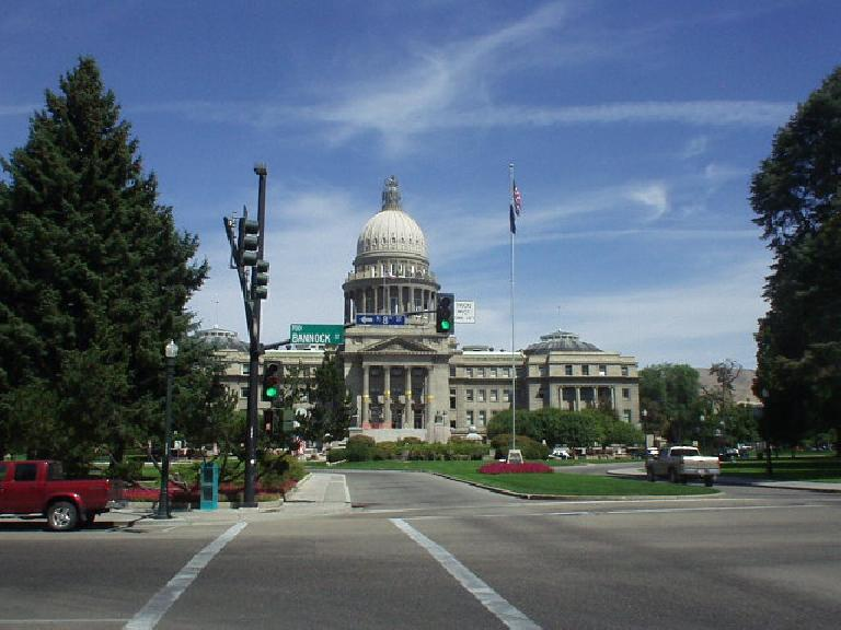 Boise is the state capital of Idaho.