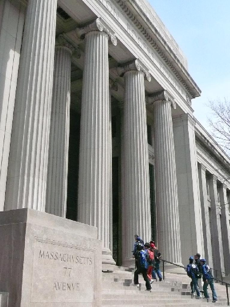 Another building at MIT.