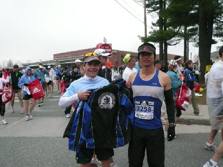 Thumbnail for Related: Boston Marathon (2008)