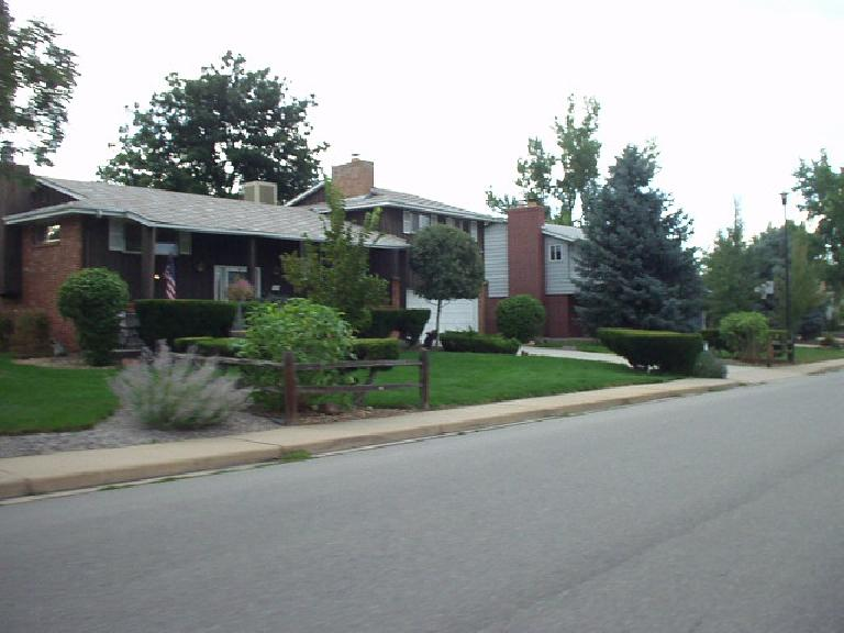 Homes in central Boulder tend to be older, but have lots of character with well-maintained yards and mature trees.