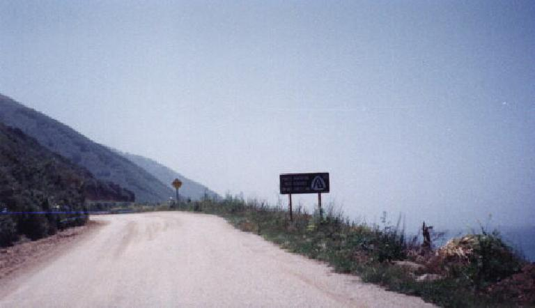 toughest climb, 1999 Central Coast Double Century