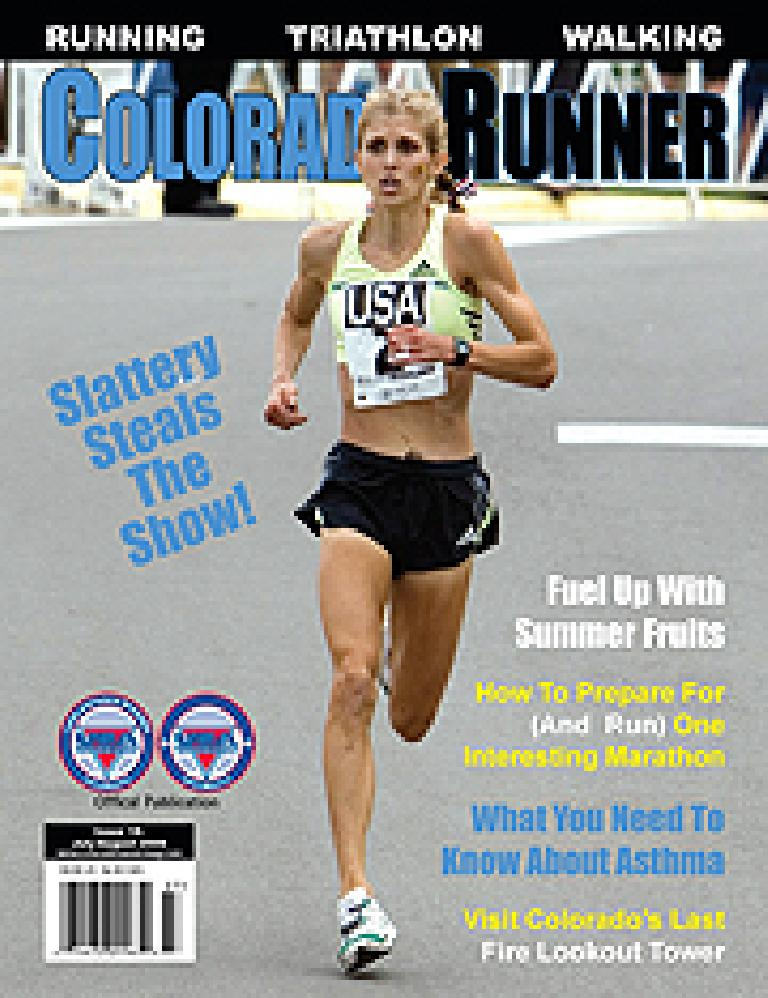 Colorado Runner Magazine, July 2006.