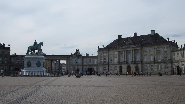 The Royal Palace.
