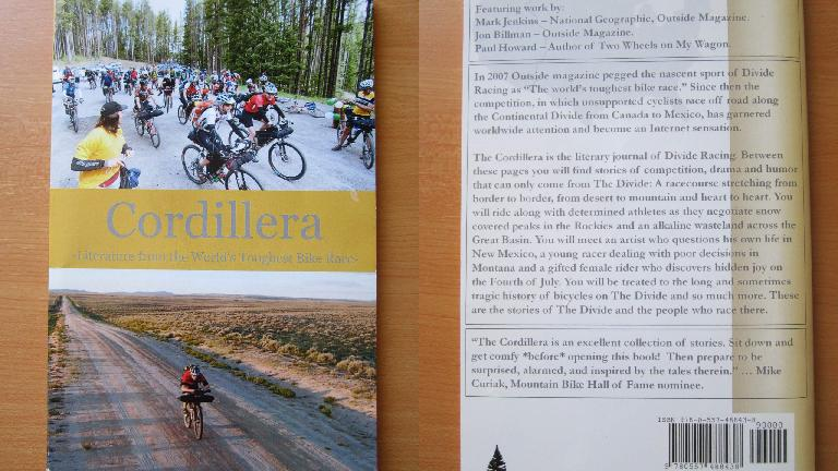 Cordillera: Literature from the World's Toughest Bike Race.