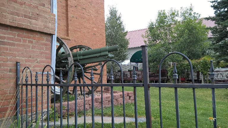canon, Custer Courthouse Museum