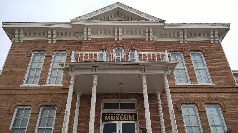 1881 Custer Courthouse Museum