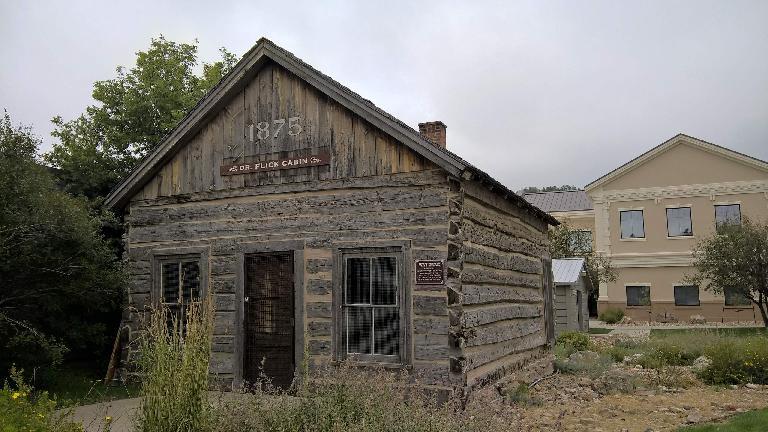 1875 Dr. Flick Cabin