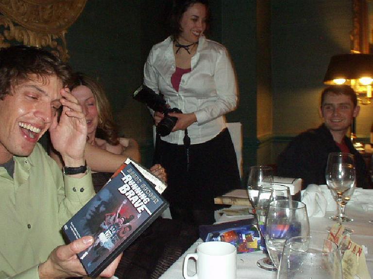Thumbnail for Related: Dan's Birthday (2007)