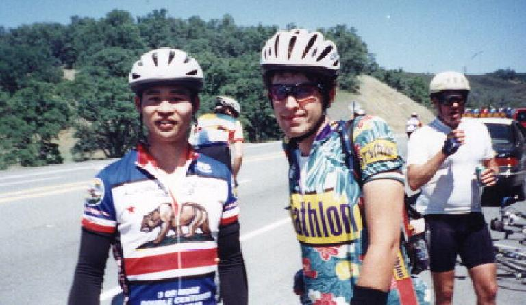 Felix Wong, Daniel Lieb, 1999 Davis Double Century