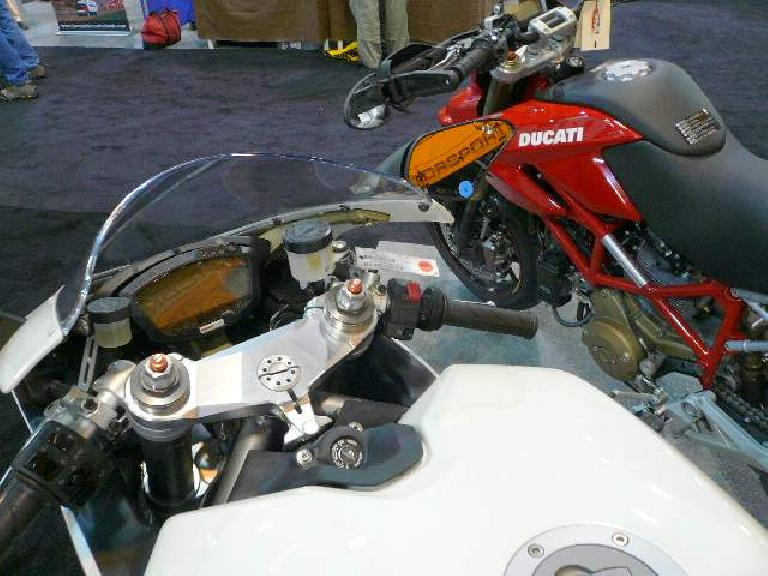 Ducatis!