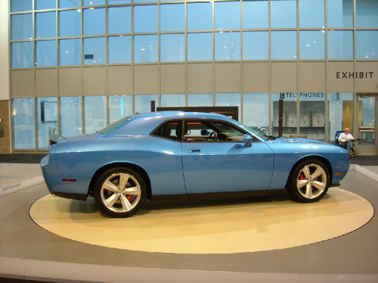 The Dodge Challenger, with worse handling, interior and gas mileage, is no longer a worthy challenger to the Mustang.
