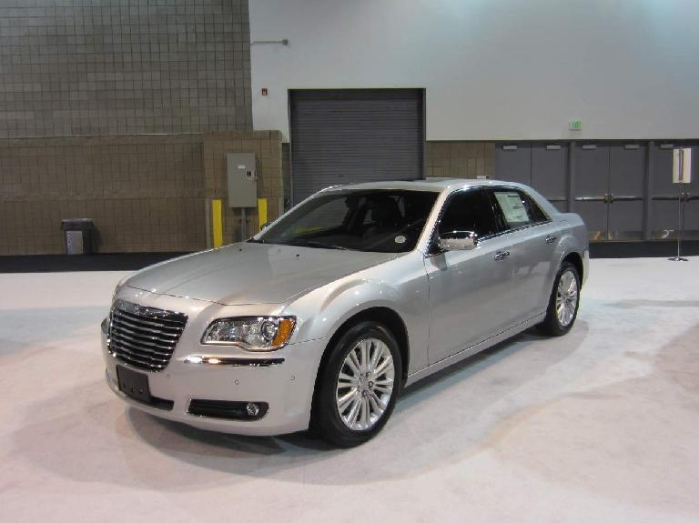 The Chrysler 300---along with its cousin, the Dodge Charger---has been the coolest rear-wheel-drive American sedan on the market for a while now.