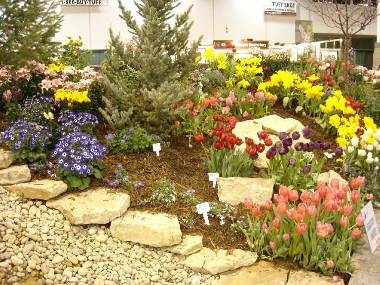 A sample garden.