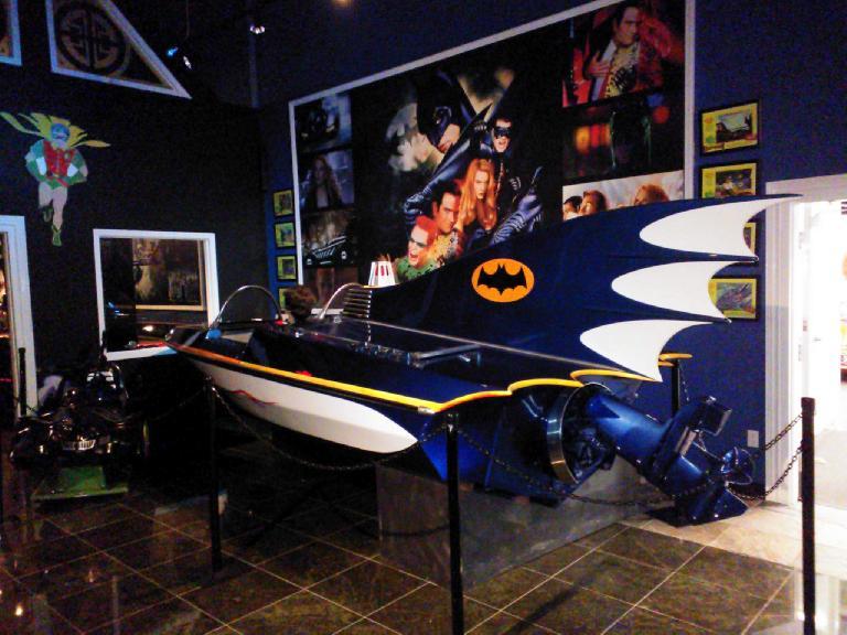 Batboat.