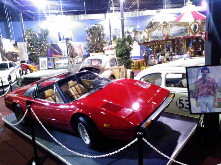 Ferrari 328, as seen in Magnum P.I.