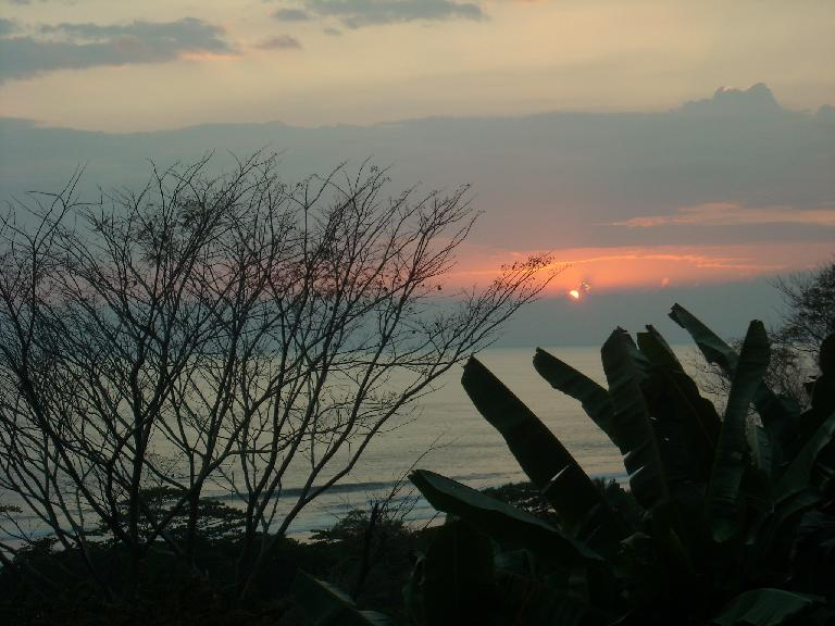 Another nice sunset. (March 17, 2011)