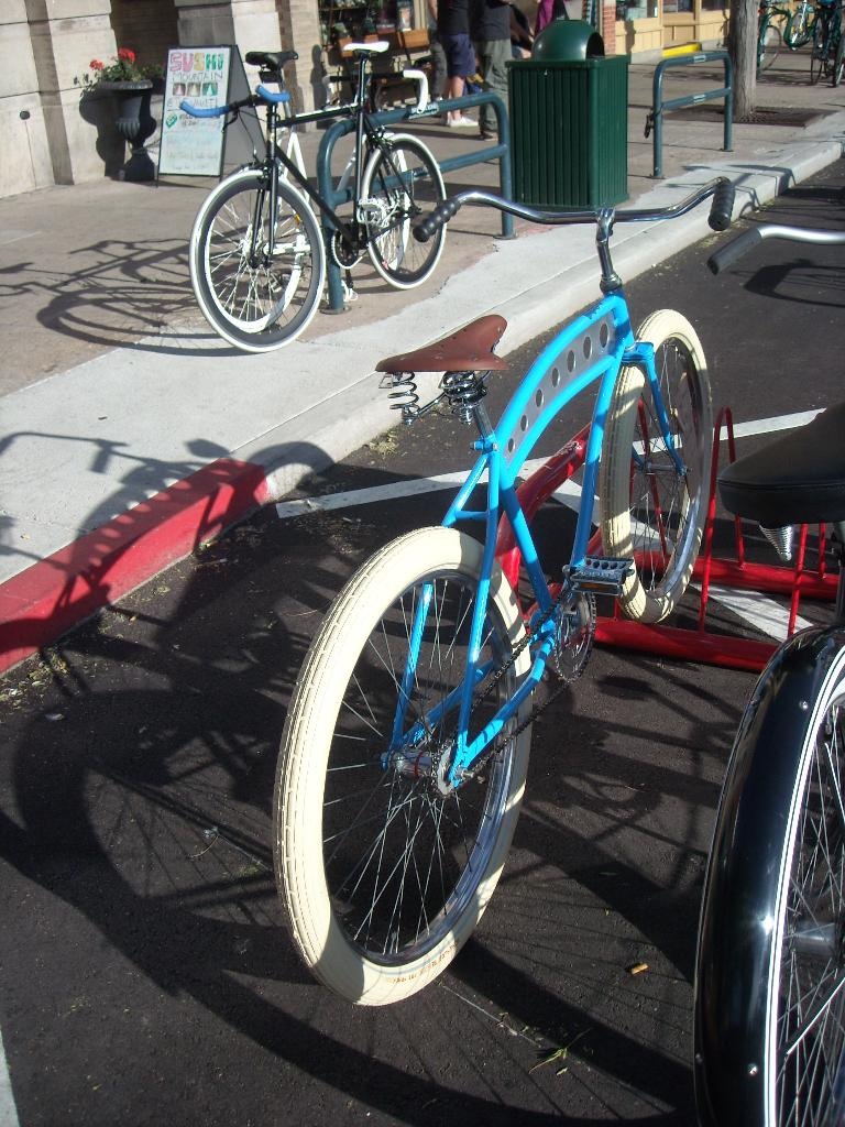 Thumbnail for Related: Downtown Bike Show at the Bean Cycle (2011)