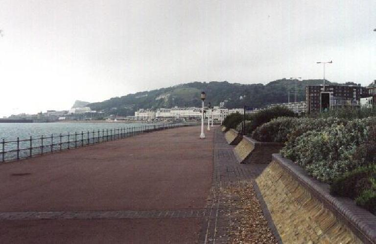 Port of Dover. (August 14, 2000)