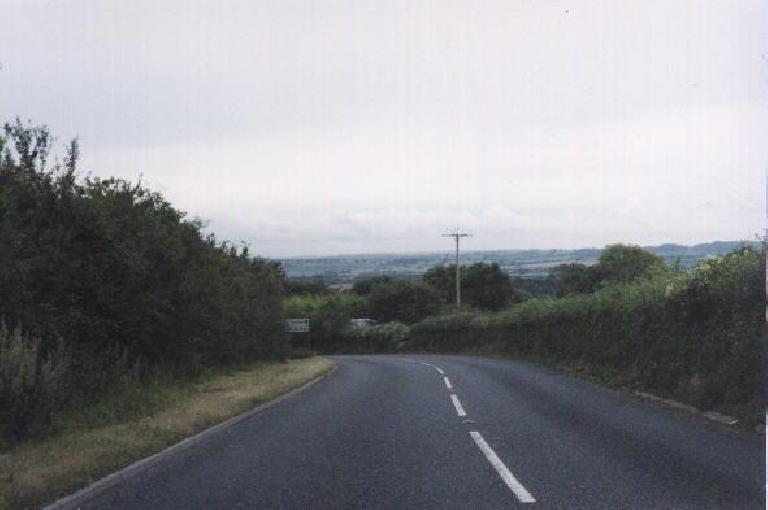 English road. (August 15, 2000)