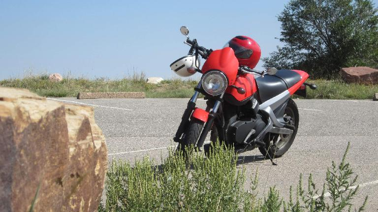 The Buell.