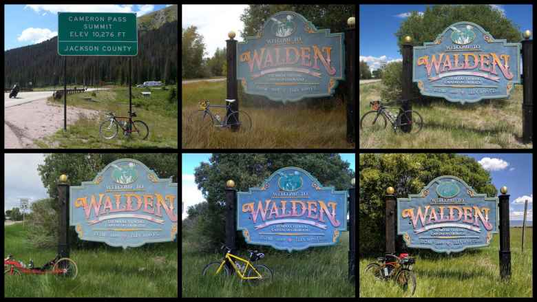 All six of my bicycles have made the 200-mile round trip to Walden and back: Cannondale 3.0, Litespeed Archon C2, Gitane Criterium, Reynolds Wishbone recumbent, Cannondale F700, and Huffy Cranbrook cruiser.