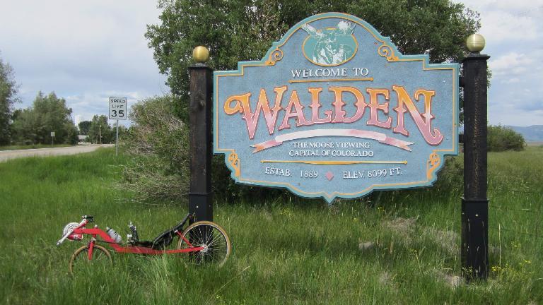 [Mile 99] Walden!