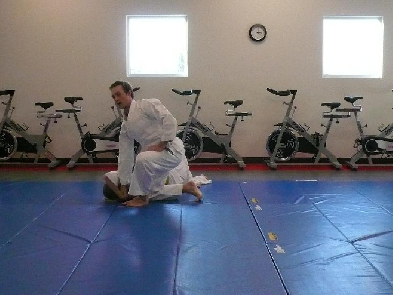 Aikido (December 1, 2007)