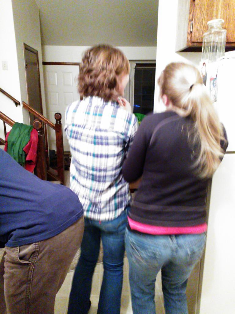 Just a bunch of butts. (November 18, 2012)