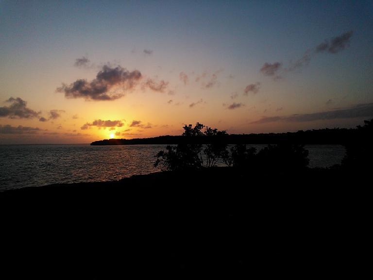 Sunset. (February 11, 2012)