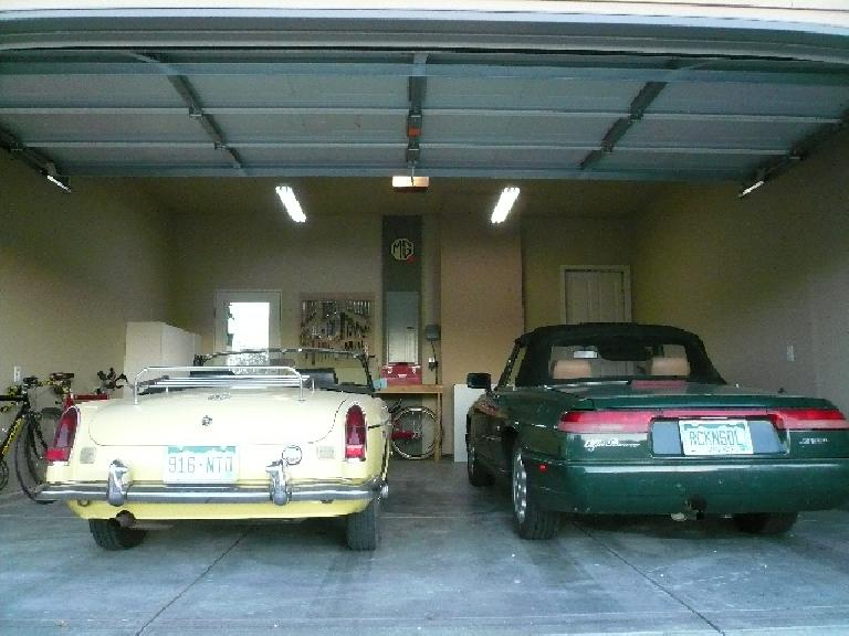[After]  All my vehicles back in the garage.