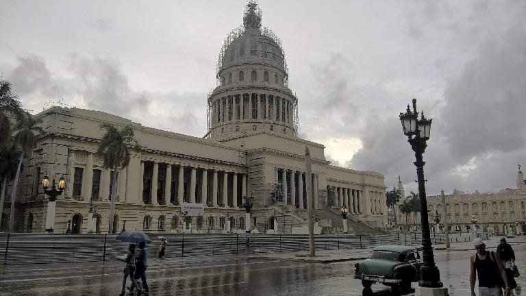 El Capitolio in Havana.