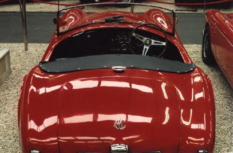 RHD AC Cobra.