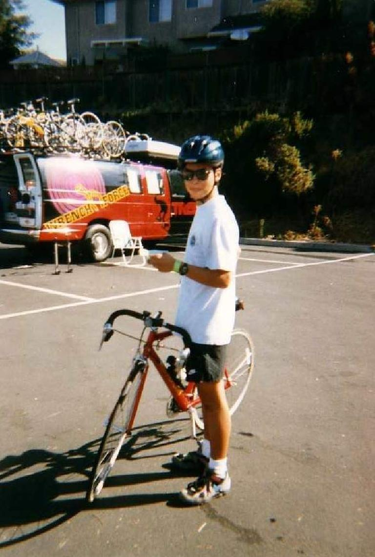 Ken Loo at the 1996 Hekaton Classic.