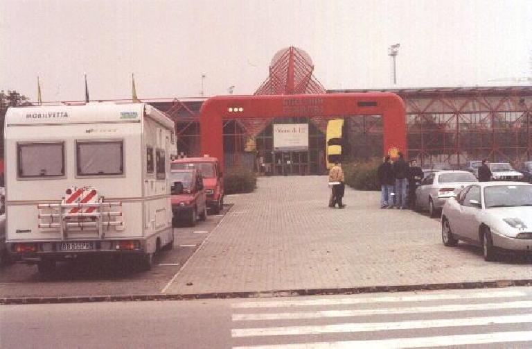 Galleria Ferrari. (October 29, 1999)
