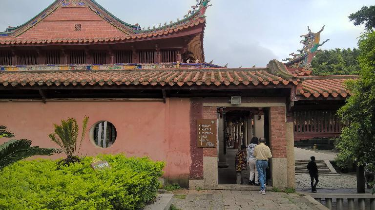 The Kaiyuan Temple in Quanzhou, China.