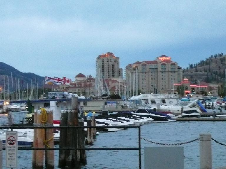Another shot of the harbor.