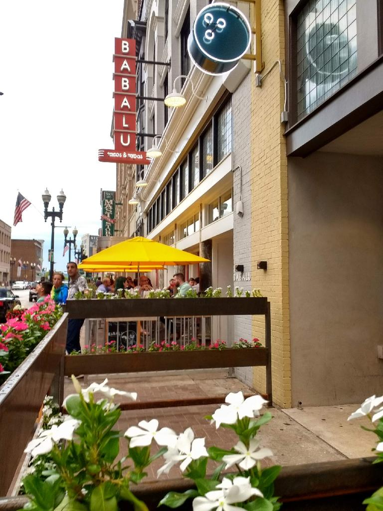 Babalu Tapas & Tacos in Knoxville, Tennessee.