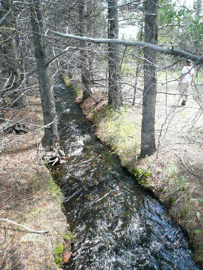 Creek.