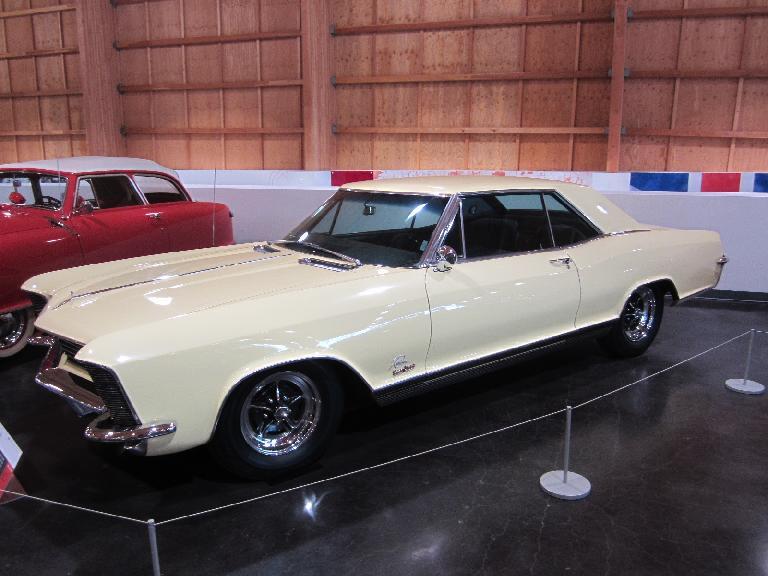 1965 Buick Riviera GS.