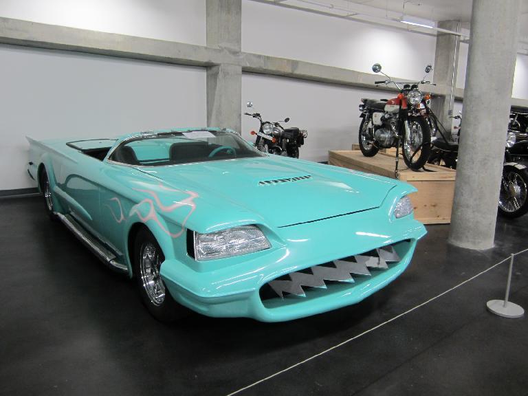 A custom Thunderbird.