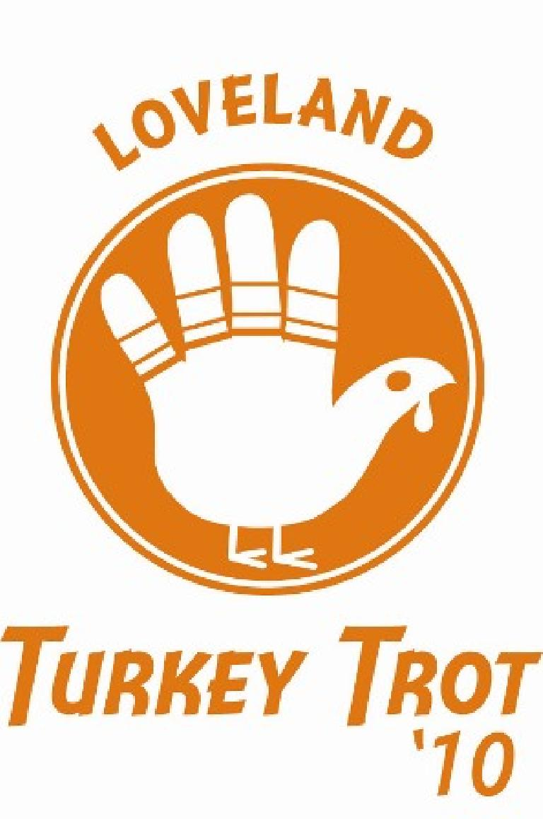 The 2010 Loveland Turkey Trot logo. (Image: Banner Health)