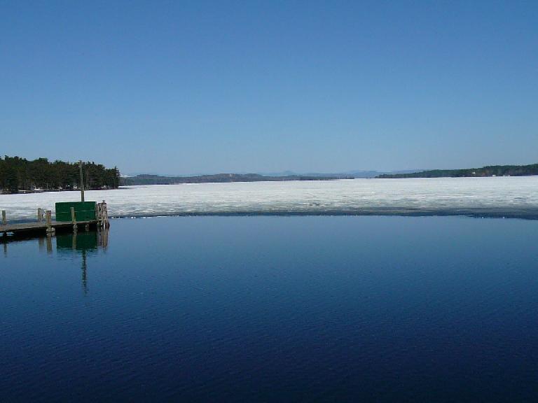 Lake Sebago.
