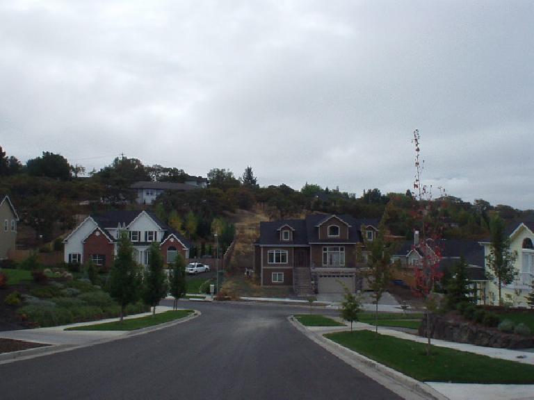 More nice homes in east Medford.