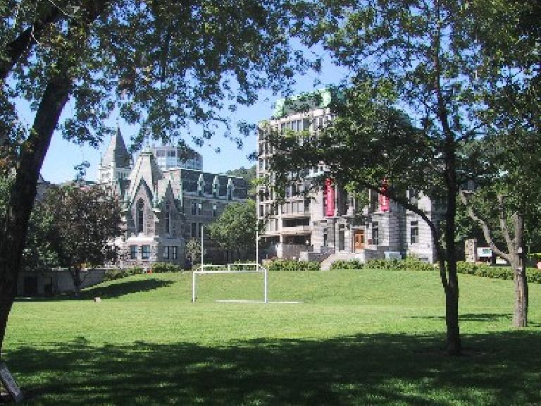 McGill University Photo: Doug Rathburn of rathburnnet.